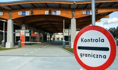 Польская граница – что можно провозить, а что нельзя
