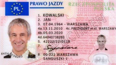 Водительские права в Польше: как получить