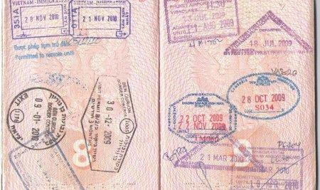 Во время пересечения границы не станут ставить отметки в паспортах